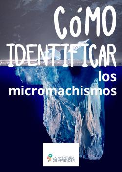 imagen principal de la guía 'Cómo identificar los micromachismos'